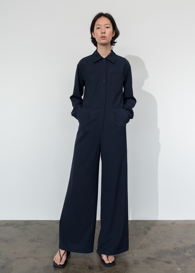 917 Long Sleeve Jumpsuit